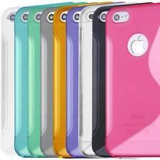 Fundas Para iPhone SE de silicona/goma para teléfonos móviles y PDAs