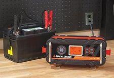 Black & Decker Car Truck SUV 15 Amp Bench Battery Charger Engine Start Timer