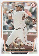 2014 Bowman Baseball #148 Pablo Sandoval San Francisco Giants