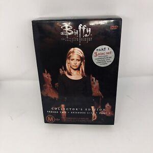 Buffy The Vampire Slayer : Season 2 : Part 1 - Collector's Edition Box Set DVD