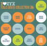 CD ZYX Italo Disco Collection 26 von Various Artists 3CDs