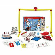 Dr. Seuss The Cat in the Hat - I Can do That Family Game Ages 4+  New in Box