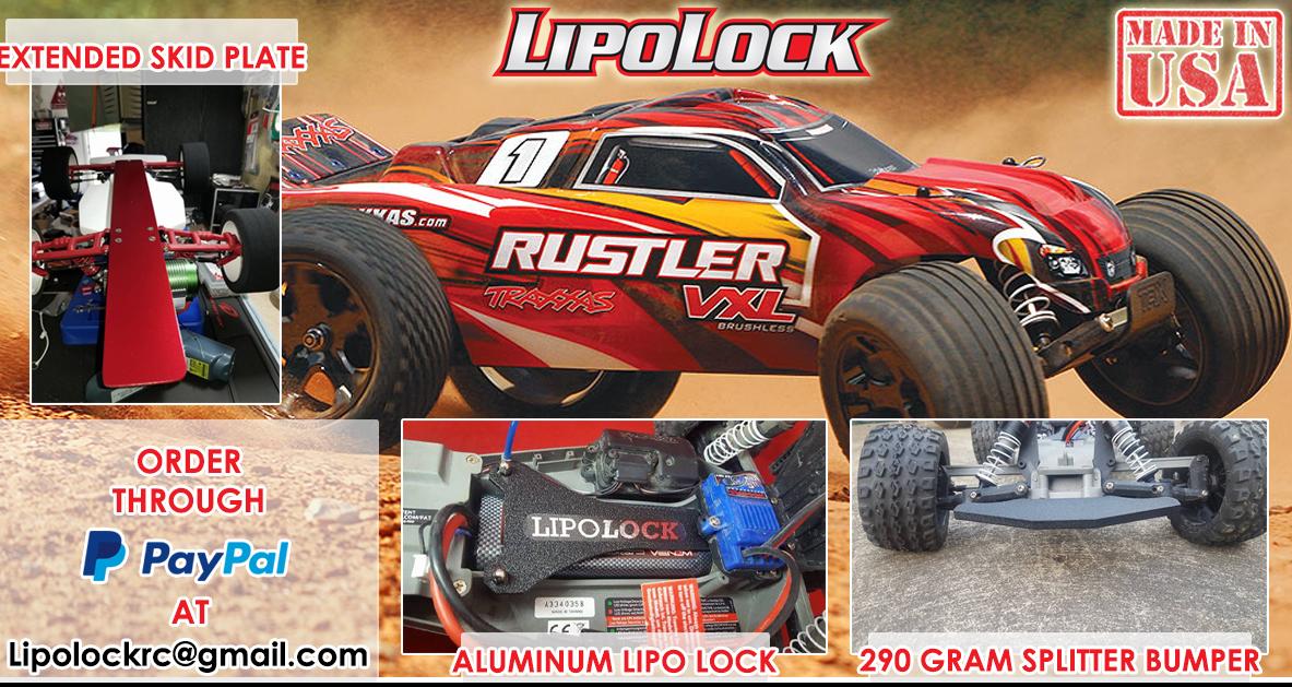 Lipo Lock RC