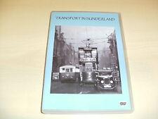 TRANSPORT IN SUNDERLAND. DVD. ROKER SEABURN NORTH-EAST. TRAINS TRAMS BUSES SHIPS