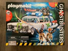 PLAYMOBIL 9220 Ghostbusters Ecto-1 - Lights & Sound Brand New