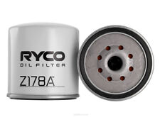 Ryco Oil Filter Z178A - FOR HOLDEN RODEO JACKAROO 2.5L 2.8L