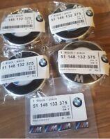X4 B M W  S E T - Alloy wheel centre caps & X4M sport sticker emblems🔥