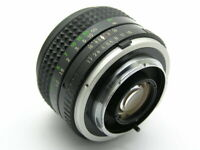 MINOLTAnMC ROKKOR-PF 50mm F1.8 USED for Parts
