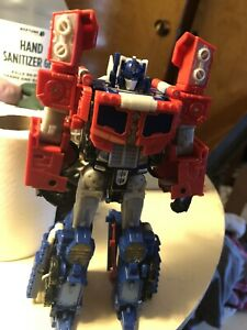 Transformers Titans Return Voyager Optimus Prime Complete