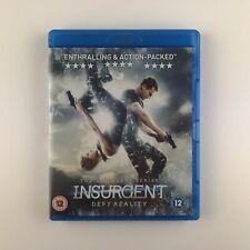 Insurgent (Blu-ray, 2015)