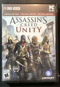 Assassin's Creed Unity [ Limited Edition ] (PC / DVD-ROM) NEW
