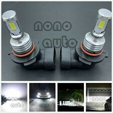 9005 HB3 Super Bright 6000K White CSP LED Headlight Bulbs 7000LM Kit High Beam