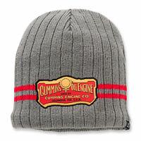Cummins Diesel Oil Engines Beanie Toboggan Winter Hat Cap Vintage