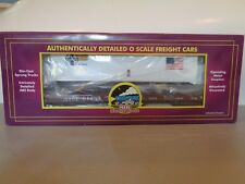 MTH Trains Santa Fe Flat Car #94283 with 40' Trailer Item #20-98117 MIB Rare?