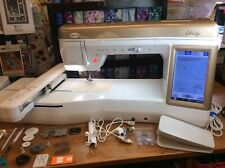Babylock Unity BLTY Machine with Embroidery Upgrade Kit 1 Just Serviced VeryNice