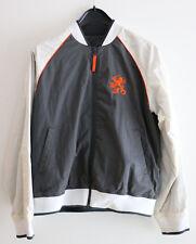 Nike Vintage VTG Soccer reversible Jacket Netherland Holland Oranje KNVB