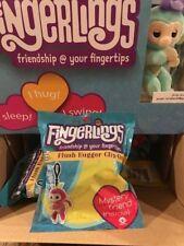 *NEW FINGERLINGS Adorable Mystery Mini Plush Clip-on *Egg-cellent Easter Gift*