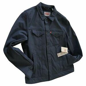 Levi's Men's Soft Shell Classic Trucker Jacket size: L, XL, XXL