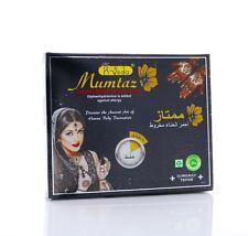 (12) K-Veda Mumtaz 100% Natural Herbal Black Henna Cones Tattoo Kit *USA* F/S !!