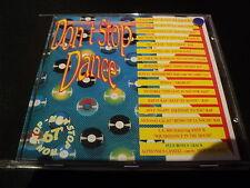 "CD ""DON'T STOP DANCE"" Mc Sar, Rozlyne CLARKE, ... / 15 titres enchaines"