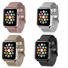 Apple Watch Band Stainless Steel Classic Buckle Bracelet Wrist Series 1 2 3
