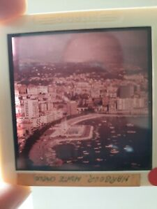 old glass photo picture  slides x 210 colour 1960s 1970s