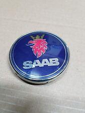 02-10 Saab 9-3 9-5 BOOT LID LOGO EMBLEM BADGE SALOON