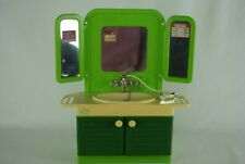 Otto Simon FLEUR doll hairdressing salon sink mirror Dutch Sindy 80's