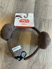 Star Wars PRINCESS LEIA Dog Headband Costume  M/L