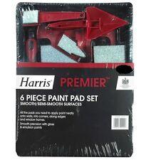 Harris Premier semi-superfici lisce Paint Pad Set alternativa a rulli - 6pc