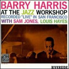 At The Jazz Workshop - Barry Harris (1996, CD NUOVO)