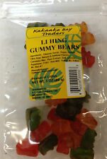 Li Hing Gummy Bears 3oz. (4pack), Kakaako Bay Traders