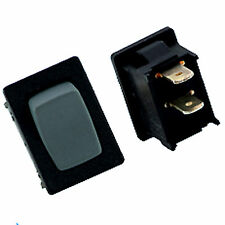 SMALL ROCKER SWITCH ON / OFF 10A MAX 250V MOTORHOME CARAVAN BOAT CONTROL PANEL