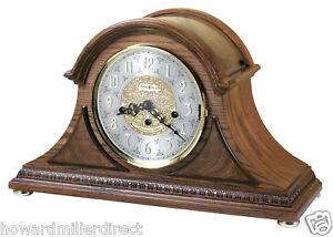 Howard Miller 630-202 Barrett ll - Traditional Oak Chiming Mantel Clock ON SALE!