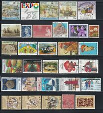 Australia - 50 Different Stamps (A)