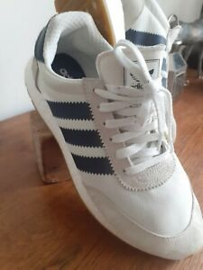 Adidas mens 3 Stripe trainers, Size 9