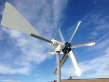 WIND TURBINE  6 BLADES- BATT. CHARGER