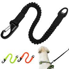 Truelove Short Bungee Dog Lead Buffer Leash Nylon Retractable Training Extension