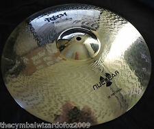 RECH NUCLEAR 16'' FAST CRASH CYMBAL - AUSSIE OWNED Nu-16FAC