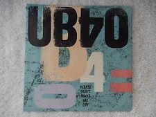"""UB40 """"Please Don't Make Me Cry/Food For Thought (Live Version)"""" PS 45 Record"""