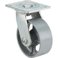Ironton 5in. Swivel Steel Caster - 800-Lb. Capacity
