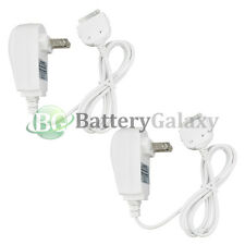 2x HOT! NEW Battery Home Wall AC Charger for AT&T Apple iPhone 1 2 3 3G 3GS
