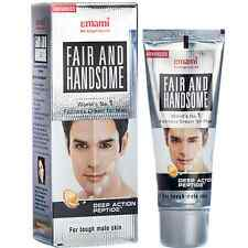 3 x 60g Fair & Handsome deep action Fairness and Whitening cream for Men