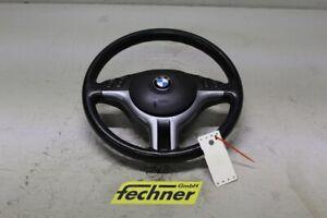 Lenkrad BMW E39 520i 2.2 125kW 6759203 Leder Multifunktion steering wheel