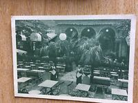 U1-3 postcard used finland helsinki restaurant keppeli