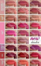 10 ~ Avon perfectamente Mate/True Color/bold/Mini Lápiz Labial muestras ~ mixto