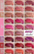 10 ~ AVON Perfectly Matte / True Colour / Bold / Mini Lipstick Samples ~ MIXED
