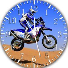 Motor Cross Frameless Borderless Wall Clock Nice For Gifts or Decor Z176