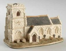 Lilliput Lane Saint Mary'S Church #726 *Nwc* Retired and Rare *Fs*