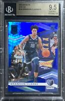 2019-20 Panini Elite Brandon Clarke Status #144 Rookie RC #/15 BGS 9.5 Gem Mint